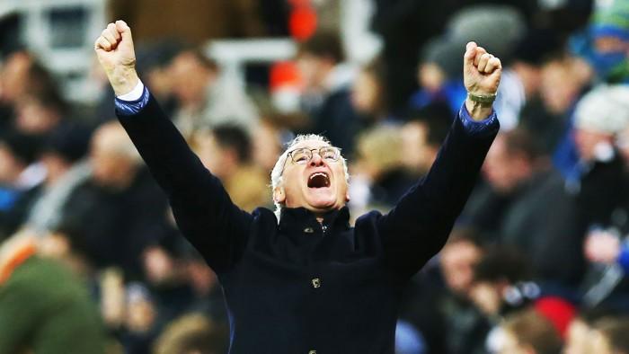 """Leicester, Ranieri: """"Sabato facciamo festa. Il mercato? Non voglio big"""""""
