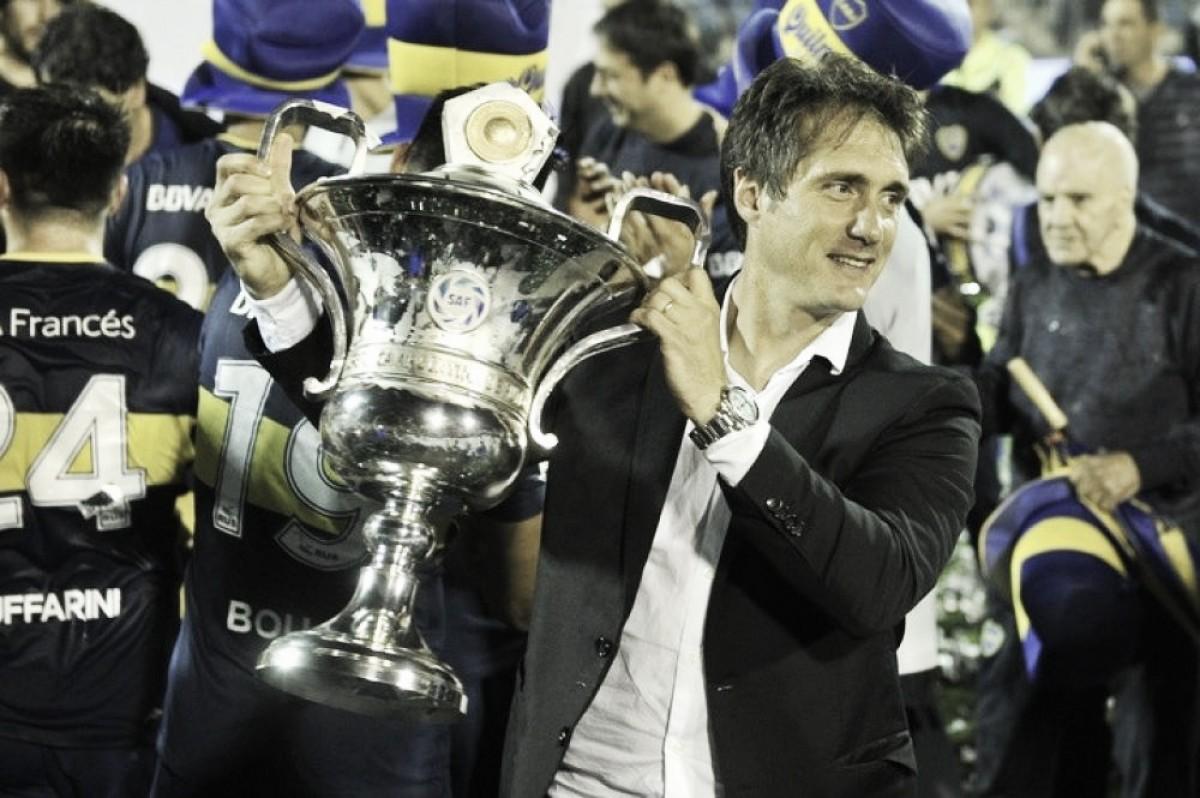 """Guillermo Barros Schelotto: """"Boca siempre fue superior a los demás"""""""