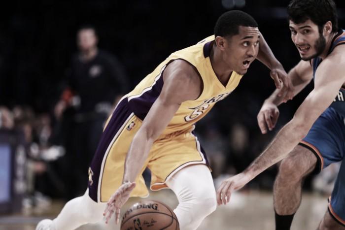 Los Lakers cortaron su mala racha contra Oklahoma