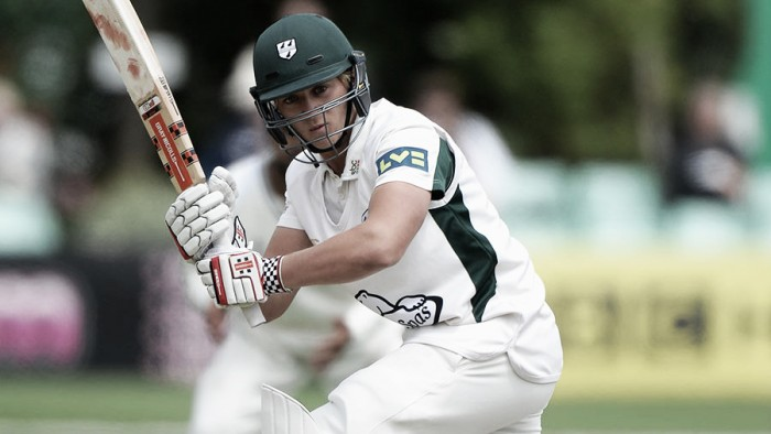 Gloucestershire - Worcestershire: Clarke century leads Pears fightback after Moeen hits 74 in first innings of summer