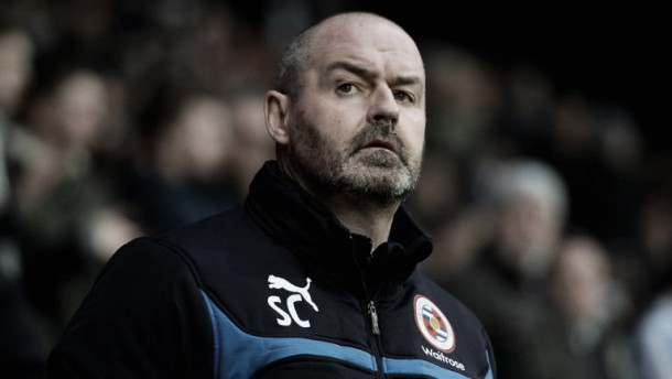 Steve Clarke sacked as Reading manager