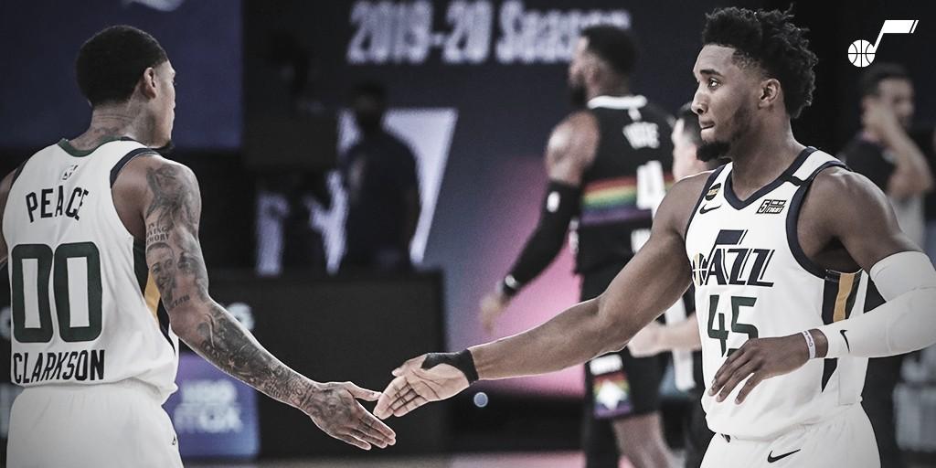 Crónica NBA: Donovan Mitchell no está sólo