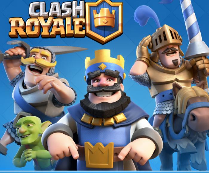 El juego de moda para el móvil, Clash Royale