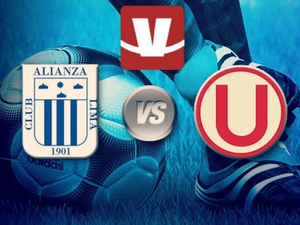 Alianza Lima vs Universitario en vivo y en directo online por el Torneo Apertura