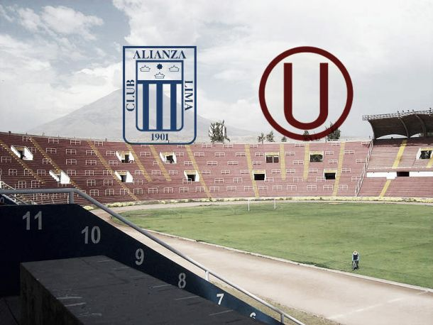 Alianza Lima - Universitario: Clásico 'blanco'