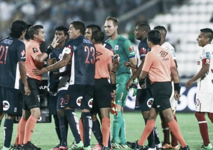 Partido entre Alianza Lima y Universitario no se jugará hoy