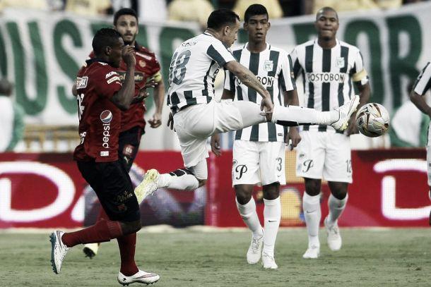 Atlético Nacional - DIM, un clásico donde se juega más que el honor