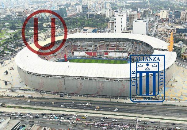 Superclásico del Fútbol Peruano ya tiene fecha, hora y lugar