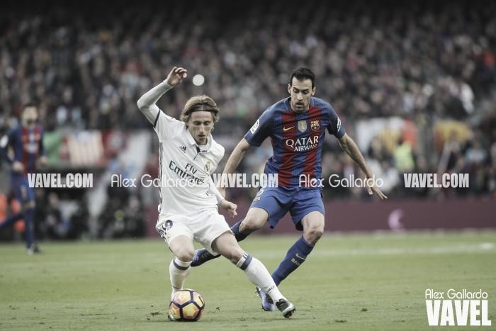 FC Barcelona - Real Madrid CF: puntuaciones del Ba ...