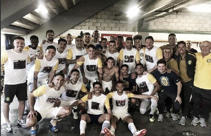 La fiesta fue para los de Arroyito: Central eliminó a Newells y está en semifinales