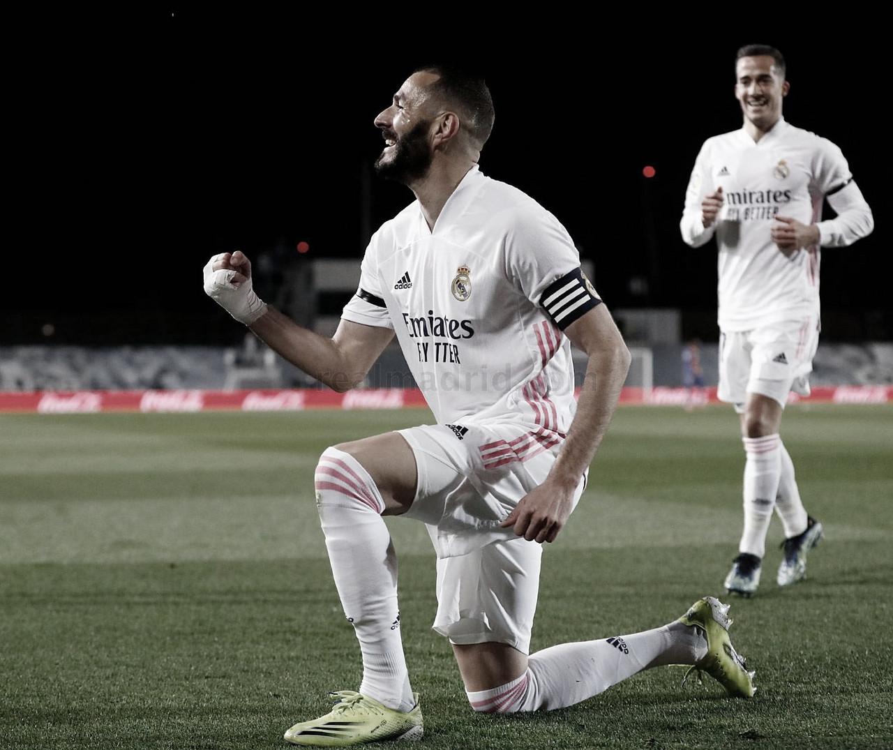 Real Madrid 2-1 Barcelona: los de Zidane ya son líderes provisionales
