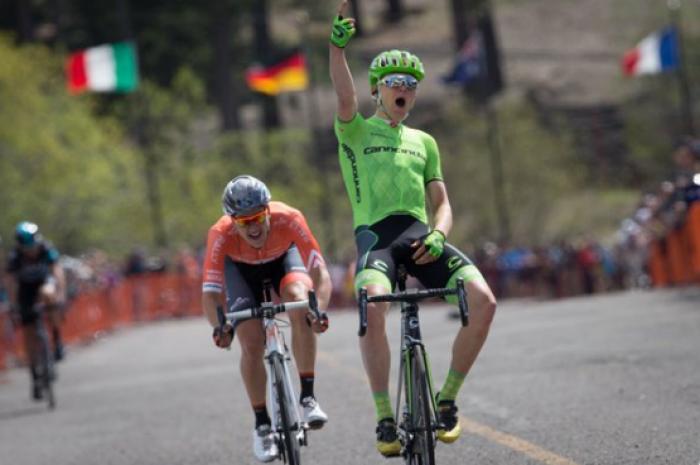 Tour de Californie : Tom Skujins offre un succès précieux à la Cannondale