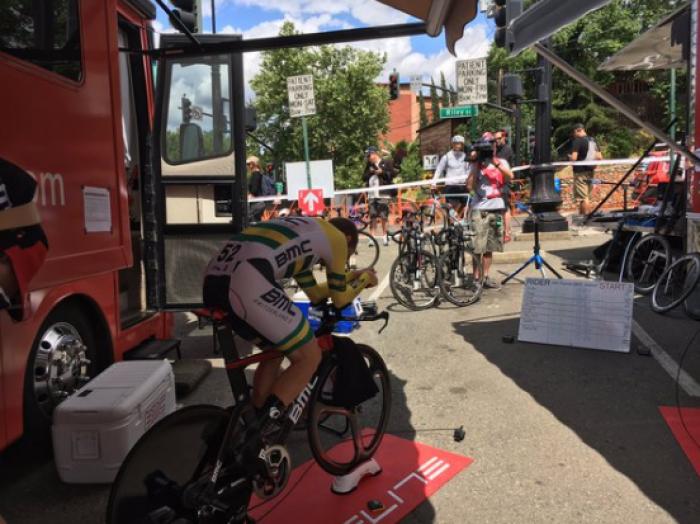 Tour de Californie : Dennis écrase le chrono, Alaphilippe résiste