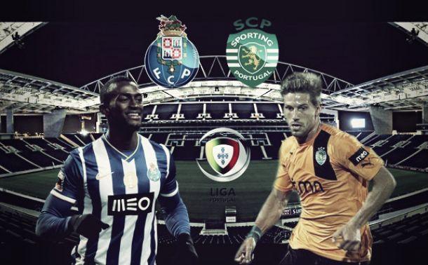 Porto x Sporting: caminho clássico para o Jamor
