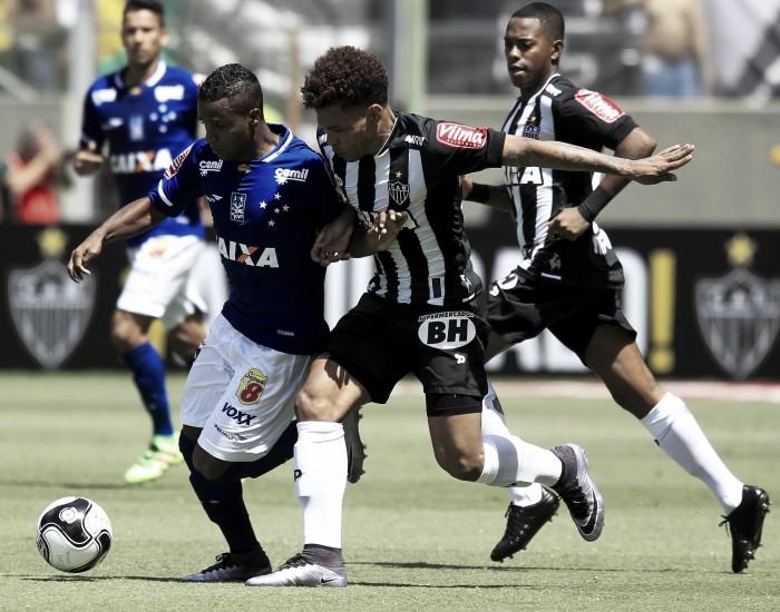 Contando com estreia de Fred, Atlético-MG mede forças com Cruzeiro no Independência