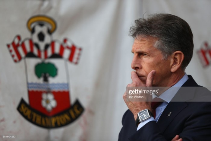 Leicester boss Puel refuses to revel in Southampton thrashing