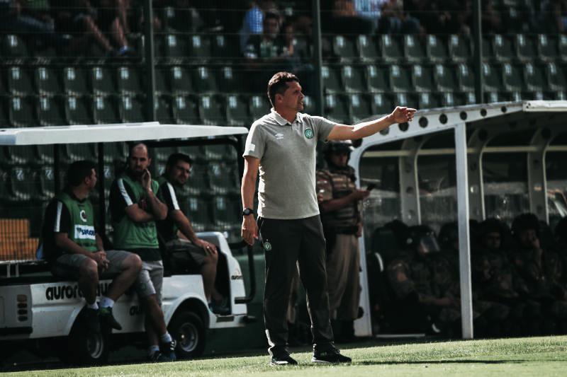 """Claudinei Oliveira assume culpa por derrota contra Marcílio Dias: """"Não vamos arrumar desculpas"""""""