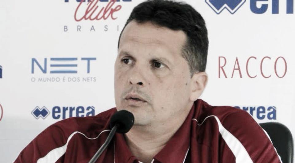 Na luta contra rebaixamento, Chapecoense anuncia Claudinei Oliveira