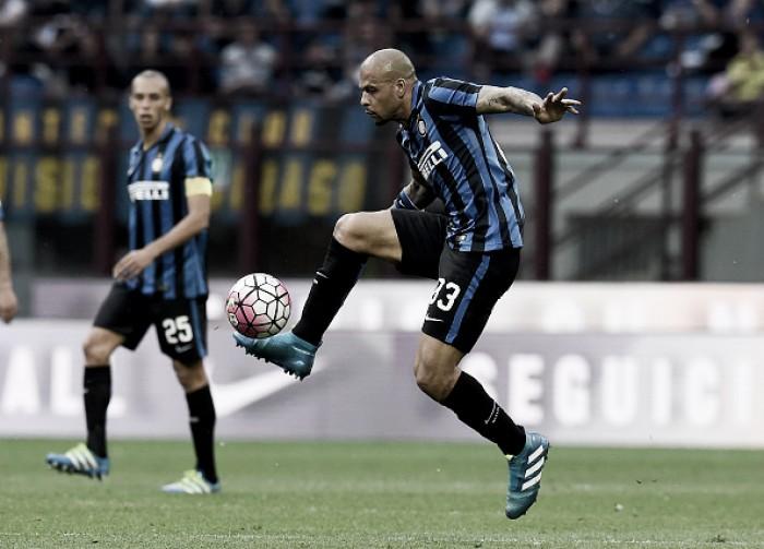 Felipe Melo declara que somente oferta superior a€ 50 milhões o tirada Internazionale