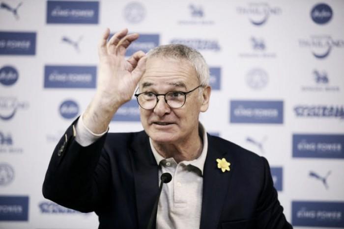"""Claudio Ranieri: """"No hay otro equipo posible, me quiero retirar en el Leicester"""""""