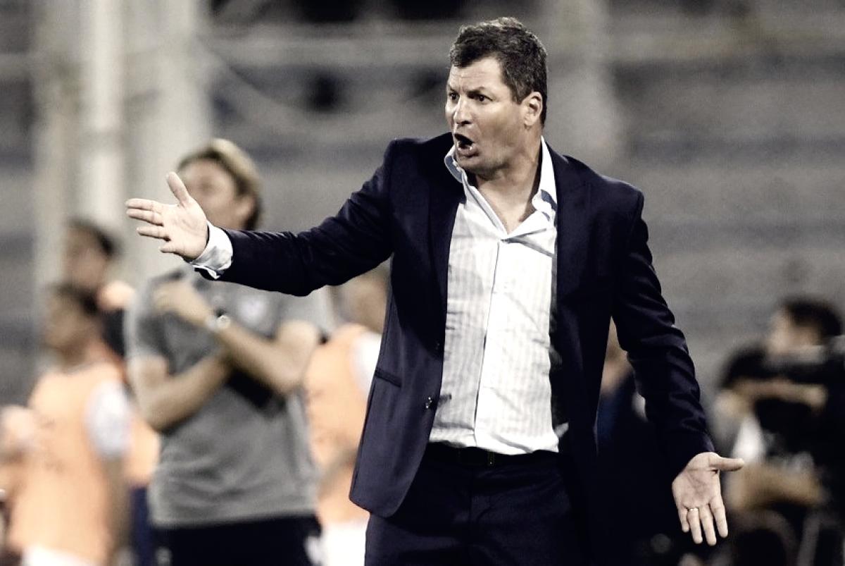 """Claudio Biaggio: """"Fue un muy buen punto para San Lorenzo, había que sumar"""""""