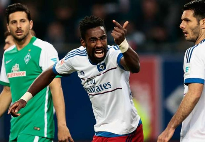 Amburgo - Brema 2-1: Lasogga regala tre punti ai padroni di casa