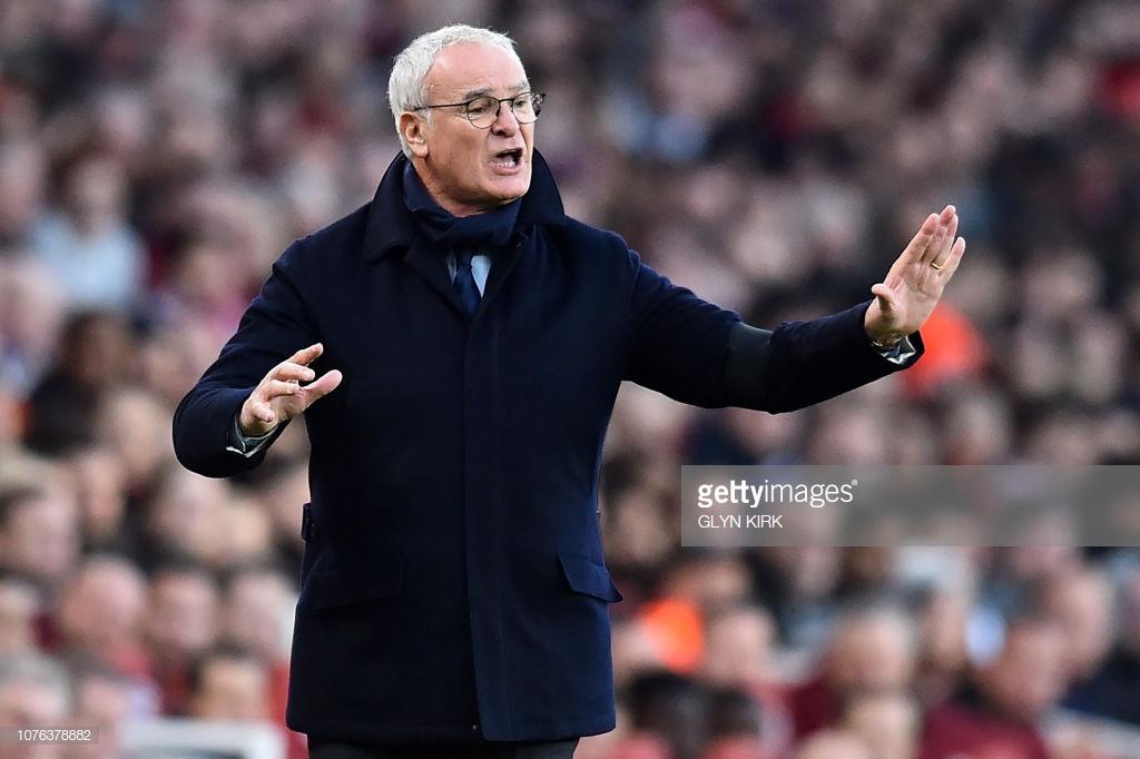 "Claudio Ranieri calls for further defensive improvementfollowing ""strange strange"" match with Arsenal"