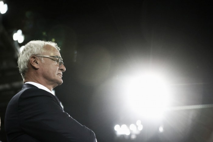 """Ranieri: """"Es histórico porque sacamos adelante un partido en condición de visitante """""""