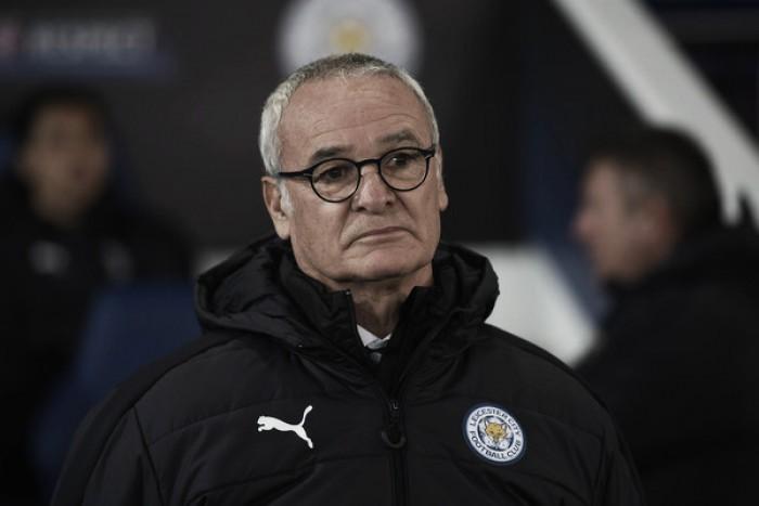 Claudio Raneiri, molesto con las diferentes situaciones de Leicester en Europa e Inglaterra
