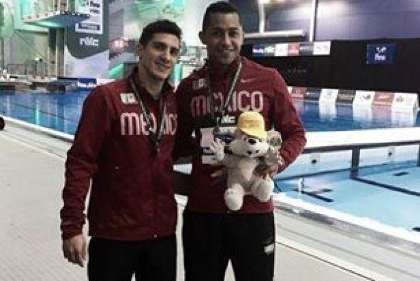 México gana plata en el Mundial de Clavados