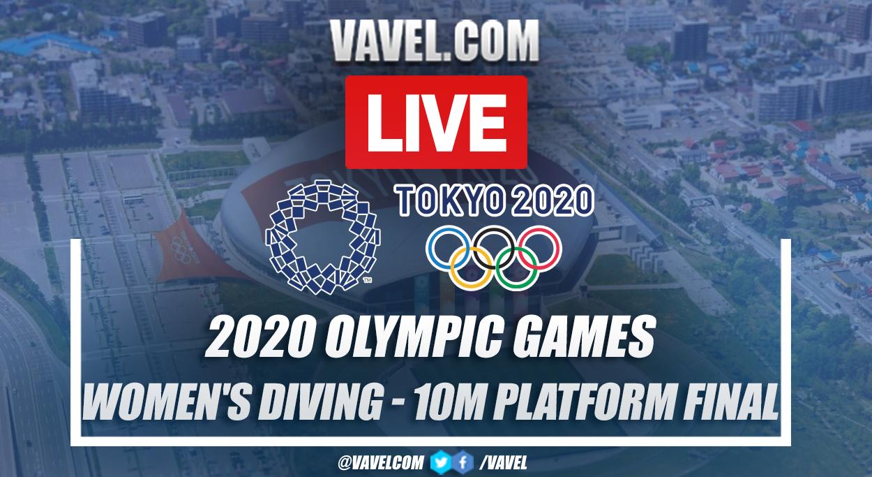 Highlights: Women's Diving Platform 10m in Tokyo 2020