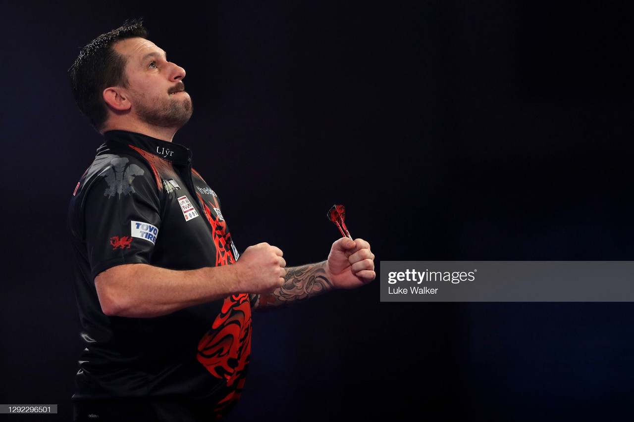 2021 Masters: Clayton Sparks Spectacular Comeback to Beat Wade in Quarter-Finals