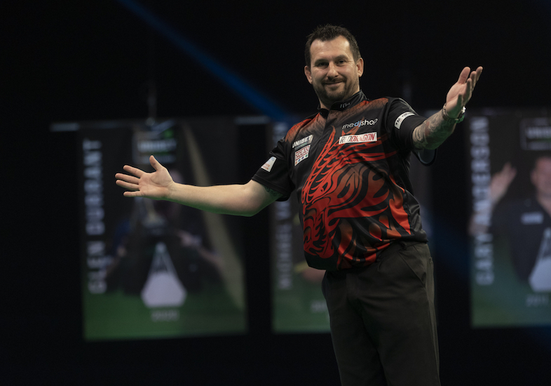 Darts: Premier League's three new additions thriving against the best in the business