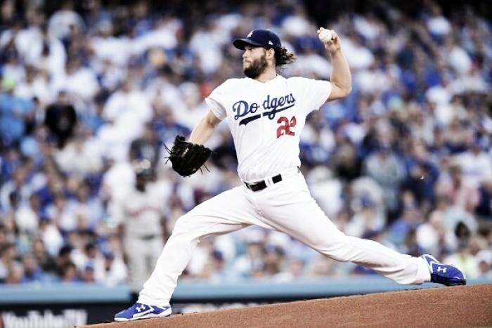 2017 World Series: Clayton Kershaw dominates as Los Angeles Dodgers take Game 1