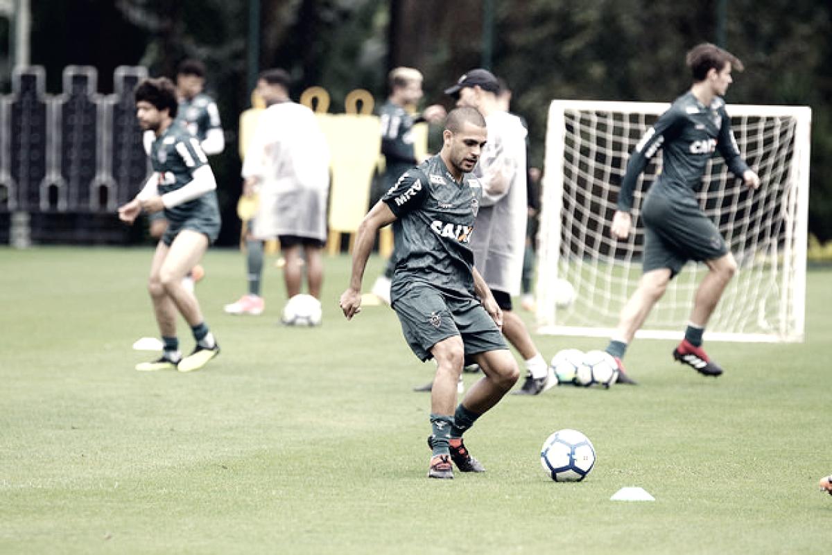 Atlético-MG encaminha empréstimo de Clayton ao Bahia por uma temporada