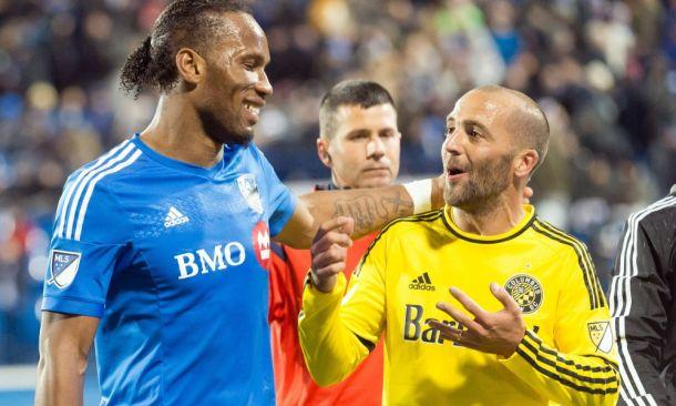Score Columbus Crew SC - Montreal Impact 2015 MLS Cup Playoffs (3-1)