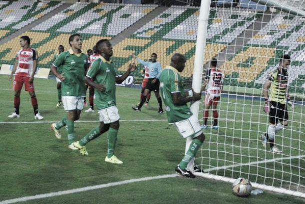 Quindío 1-0 Barranquilla: Tres puntos que reviven la esperanza