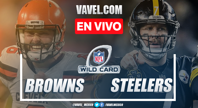 Resumen y Touchdowns del Cleveland Browns 48-37 Pittsburgh Steeleres en Playoff NFL 2021