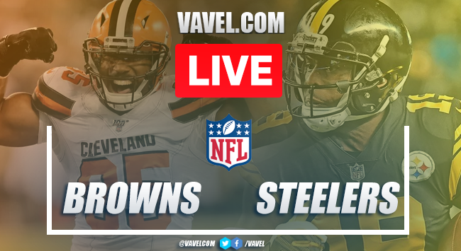 Highlights and touchdowns: Cleveland Browns 13-20 Pittsburgh Steelers, 2019 NFL Season