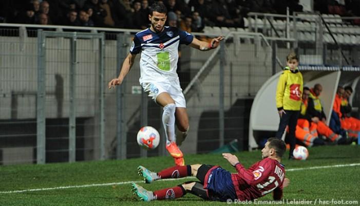 Ligue 2 : Clermont gagne et monte sur le podium