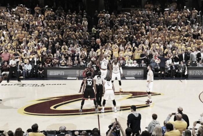 Cleveland Cavaliers, invicto
