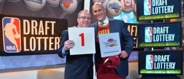 Draft 2014, la spunta ancora Cleveland!