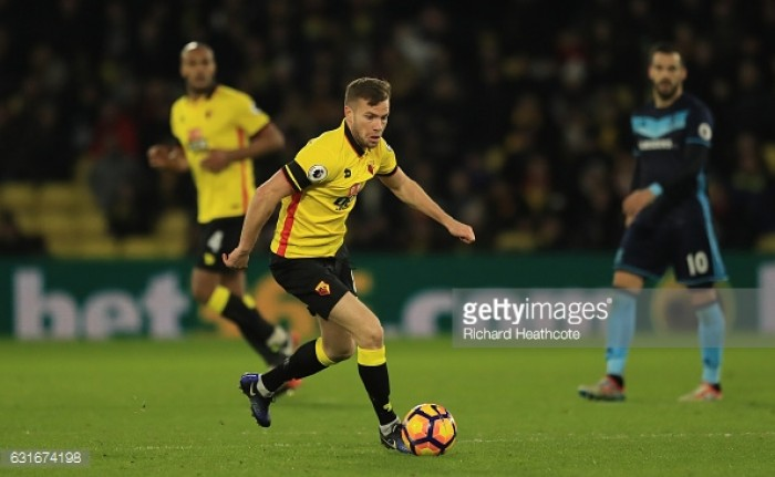 """Tom Cleverley reveals that he """"jumped at the chance"""" to return to Watford"""