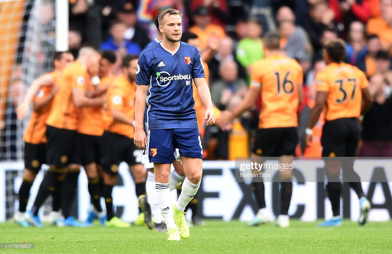 Cleverley calls for greater effort from Watford