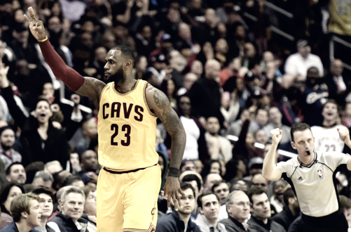 NBA - Washington vola ma sbatte sui Big Three: Cleveland manda segnali per la post-season