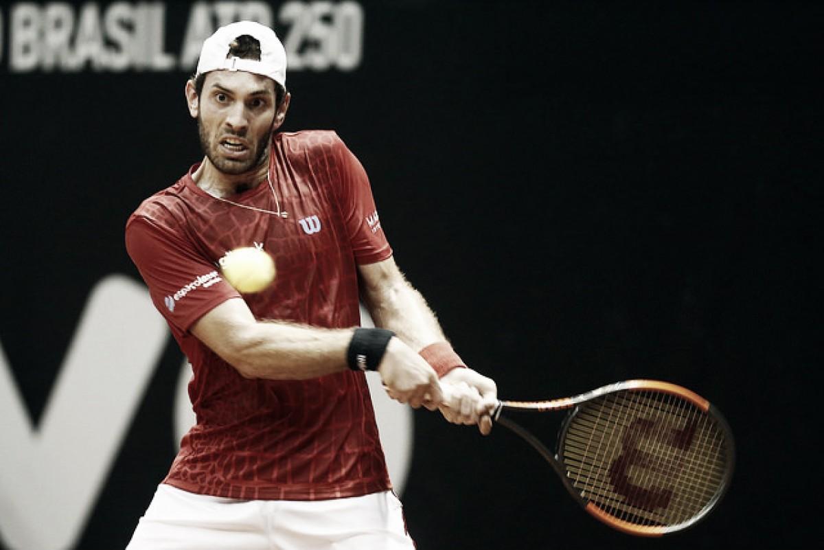 Clezar é eliminado por Ramos-Vinolas no Brasil Open