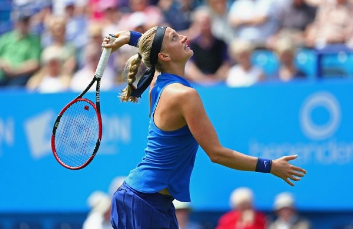 WTA Eastbourne - Il programma: Radwanska vs Bouchard, Kvitova sfida Konta