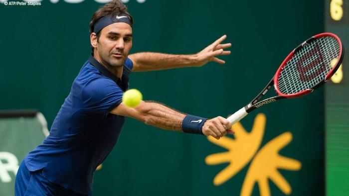ATP Halle, quarti di finale: Federer - Goffin, Seppi affronta Mayer