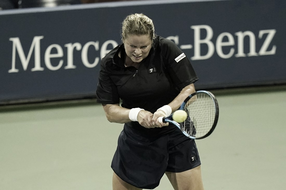Após dois sets intensos, Clijsters sucumbe a Alexandrova no US Open