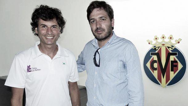 El Villarreal llega a un acuerdo con la Clínica Luis Baños